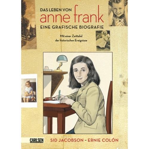 Anne Frank - Die Comic-Biografie