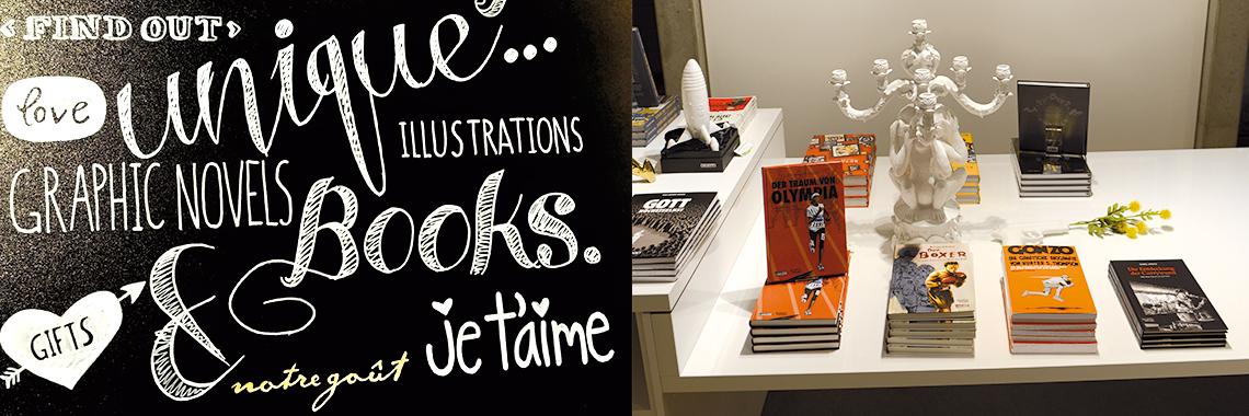 notre goût books & prints