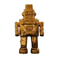 "MY ROBOT ""LIMITED GOLD EDITION"" PORCELAIN"