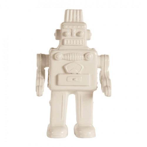 "MY ROBOT ""MEMORABILIA"" PORCELAIN"