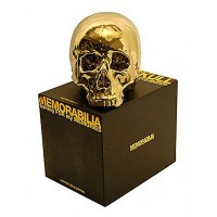 "MY SKULL ""LIMITED GOLD EDITION"" PORCELAIN"